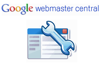 webmaster central logo and search engine optimisation tool