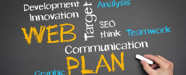 on site seo planning on blackboard