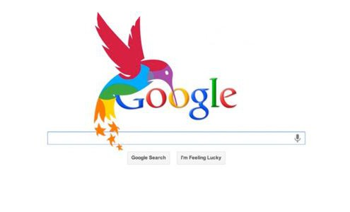 google hummingbird search