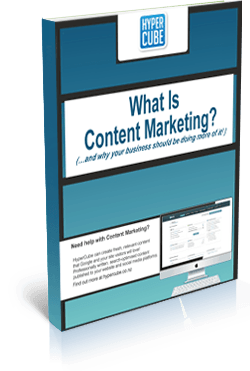 content marketing service ebook cover