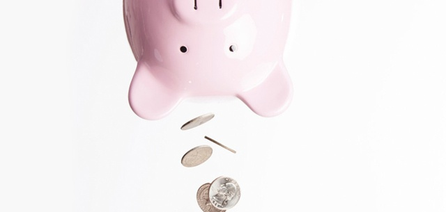 website costs nz piggybank and coins