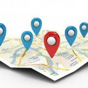 local seo map