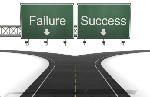 business success or failure
