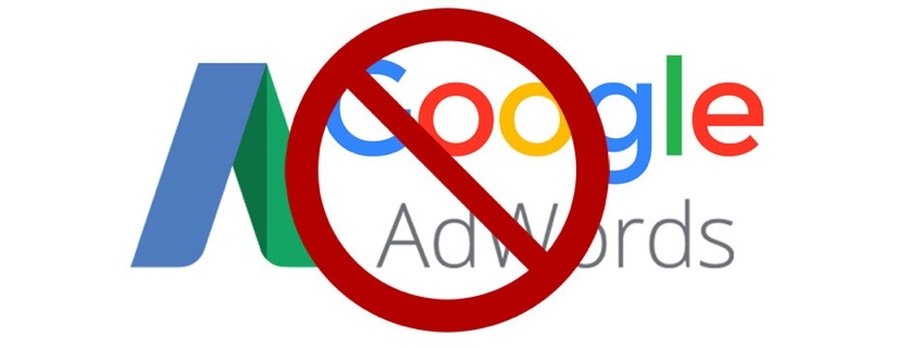 google adwords account suspended