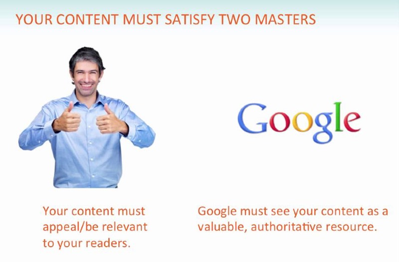 seo copywriting google