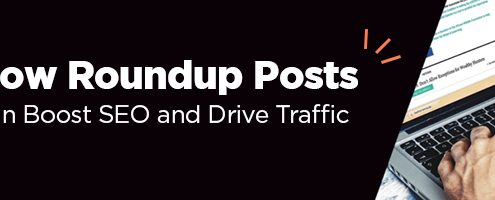 Roundup Posts Can Boost SEO