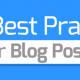 SEO Best Practice
