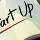 Start Up Banner